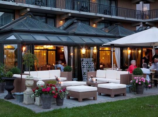 Van der Valk Hotel Berlin Brandenburg Terras