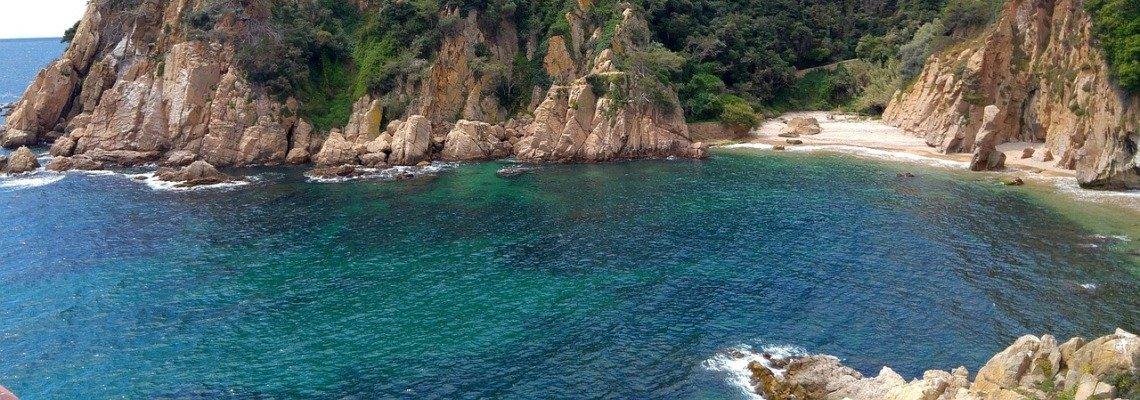 Spanje Frans Bauer reis Costa Brava zee