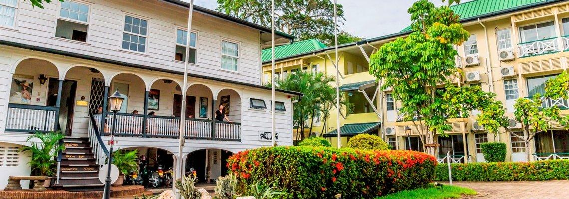 Suriname_Eco Resort