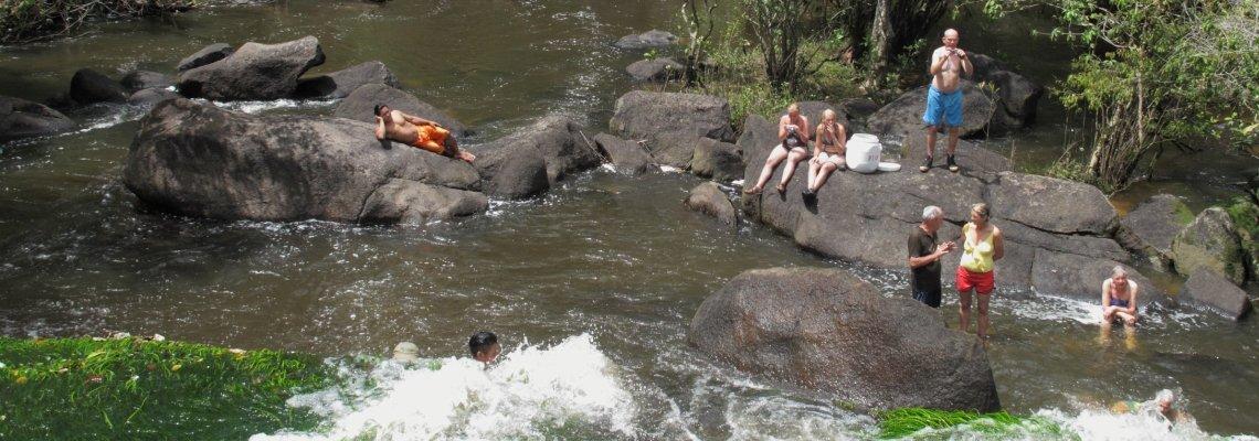 Suriname, Anaula Tour