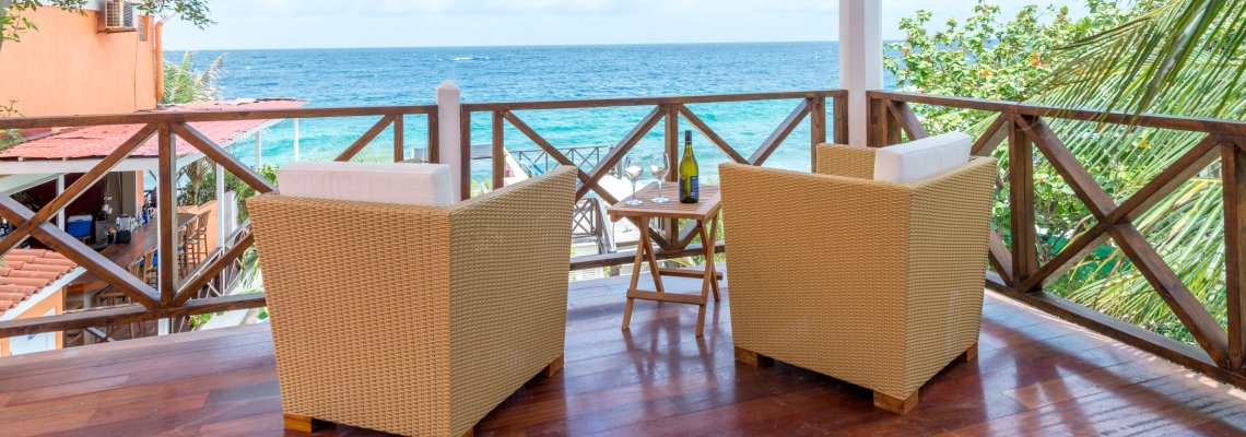 Curaçao, Scuba Lodge & Ocean Suites