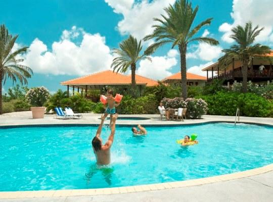 Curacao Blue Bay Zwembad