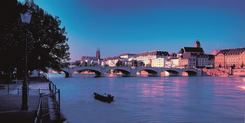 Riviercruise naar Zwitserland met bezoek aan Basel