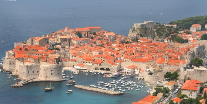 Bezoek Dubrovnik tijdens busreis Kroatie