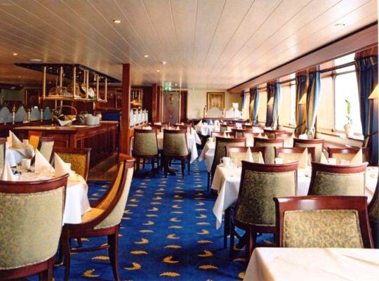 Riviercruise Rembrandt Restaurant