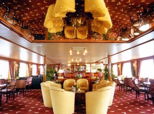 Riviercruise Rembrandt Loungebar