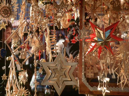 Kerst Algemeen Sfeer kerststerren