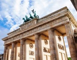 Duitsland Berlijn Brandenburger Tor 2