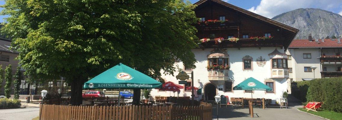 Buitenaanzicht Gasthof Kammerhof