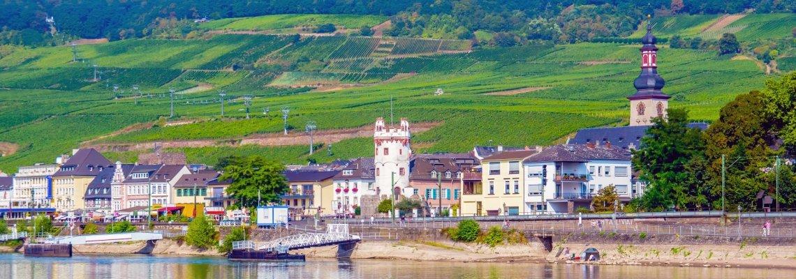 Riviercruise Rüdesheim