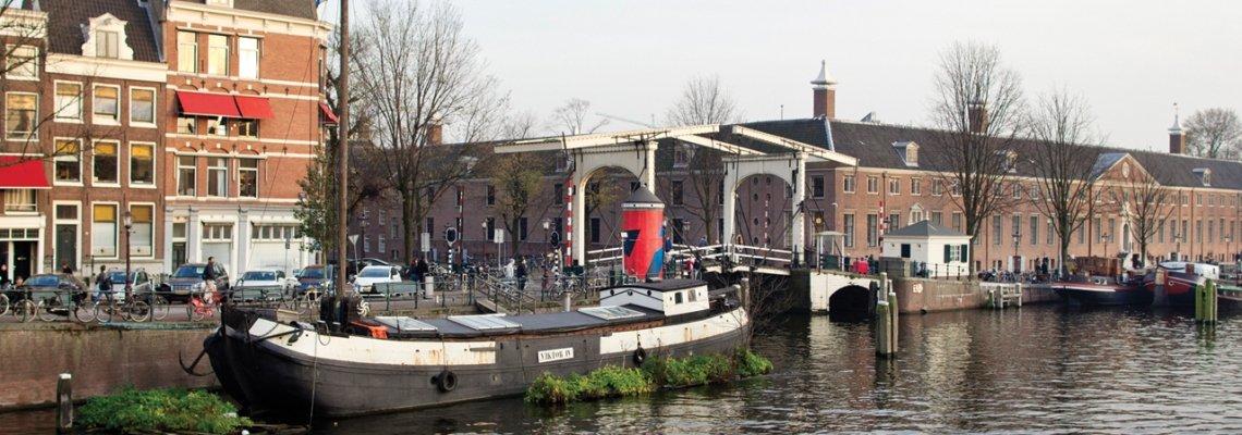 Nederland Amsterdamse Grachten