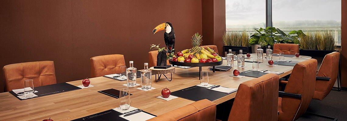 Van der Valk Luxembourg Arlon Boardroom
