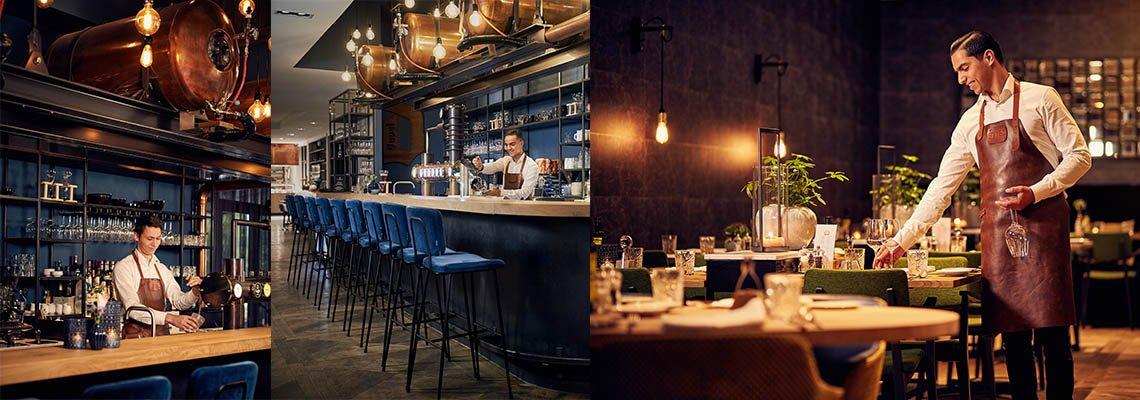 Van der Valk Antwerpen Bar
