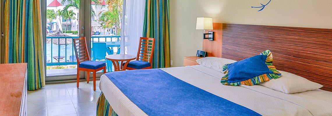 the mill resort & suites, kamer