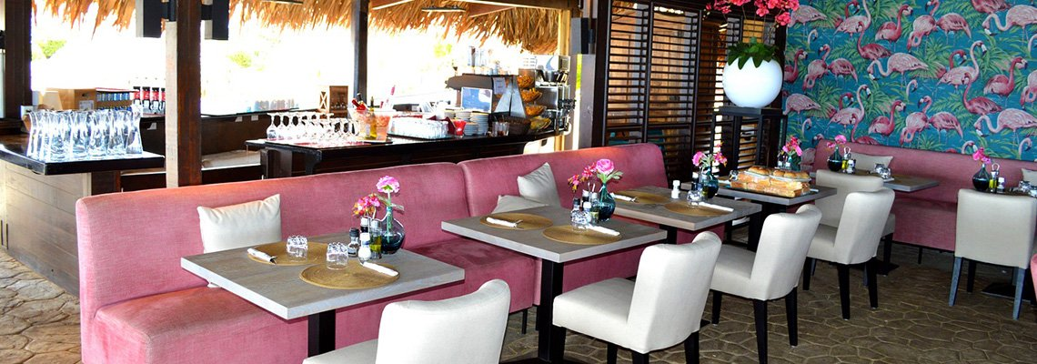 Plaza_Beach_Resort_Bonaire_restaurant