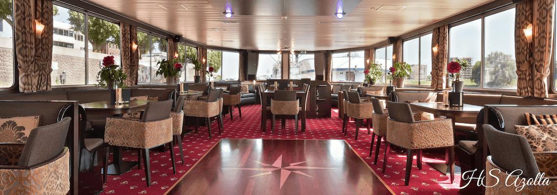 Feenstra Rijnlijn - Hotelschip Azolla foto 1