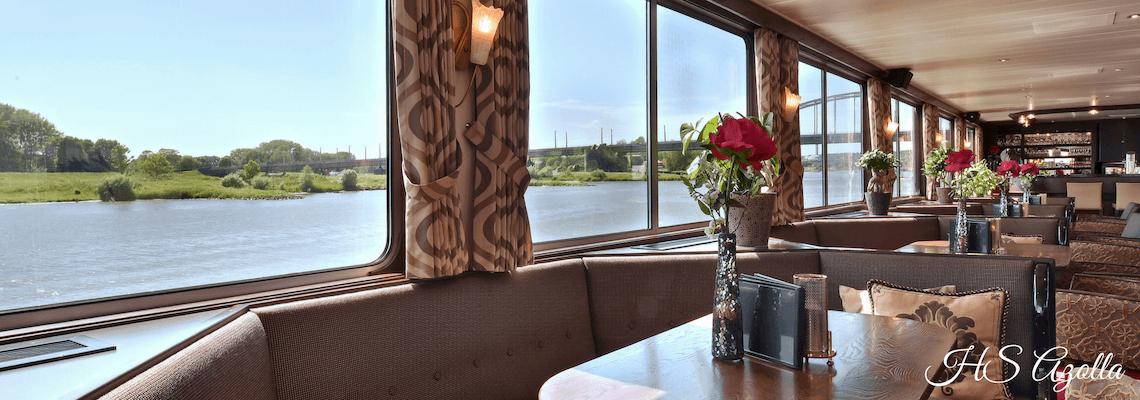 Feenstra Rijnlijn - Hotelschip Azolla foto 2