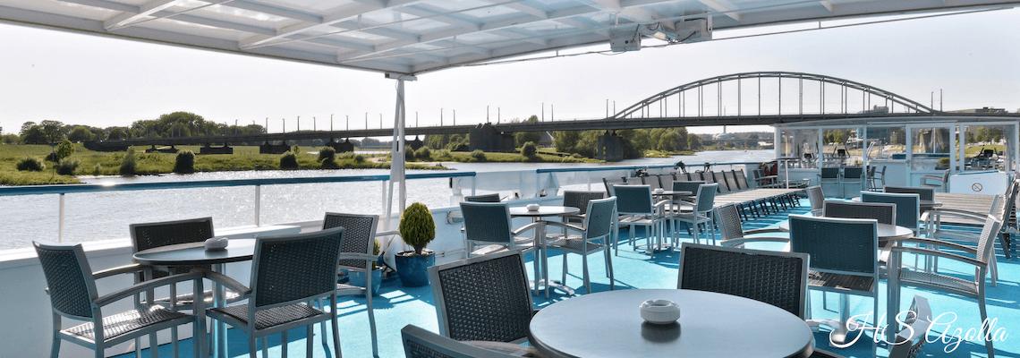 Feenstra Rijnlijn - Hotelschip Azolla foto 5