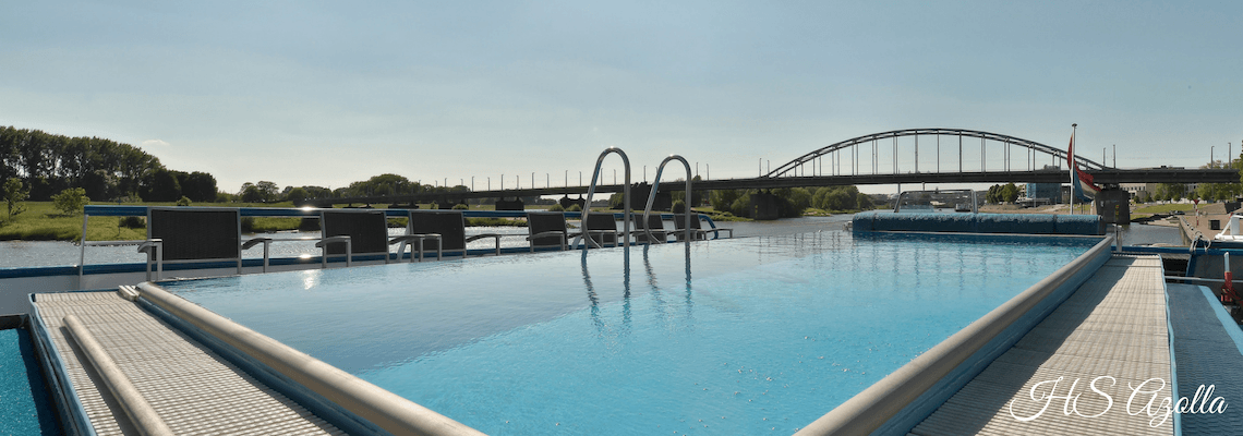 Feenstra Rijnlijn - Hotelschip Azolla foto 6