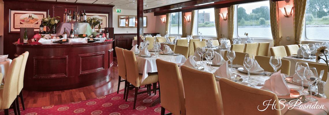 Feenstra Rijnlijn - Hotelschip Poseidon foto 2