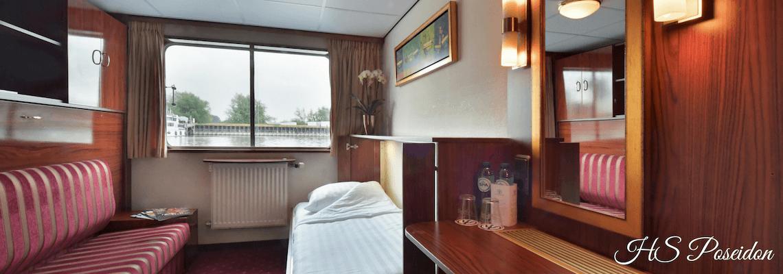Feenstra Rijnlijn - Hotelschip Poseidon foto 3