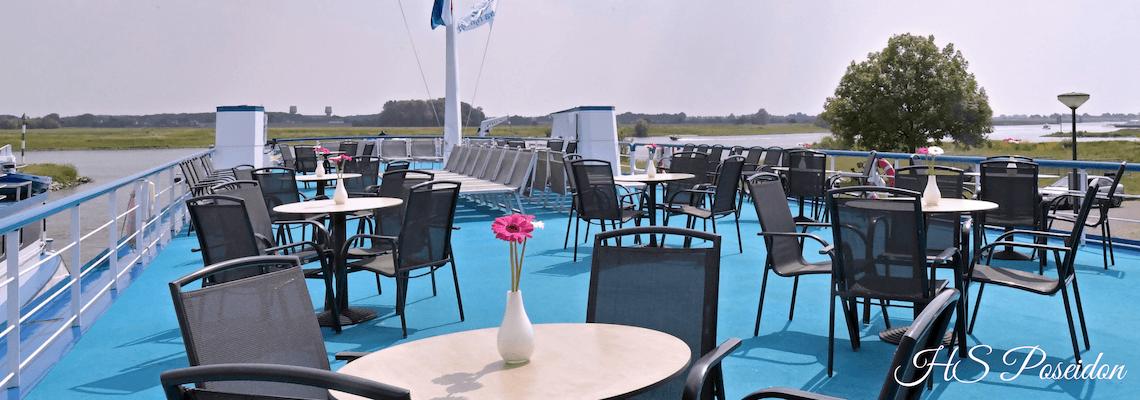 Feenstra Rijnlijn - Hotelschip Poseidon foto 4