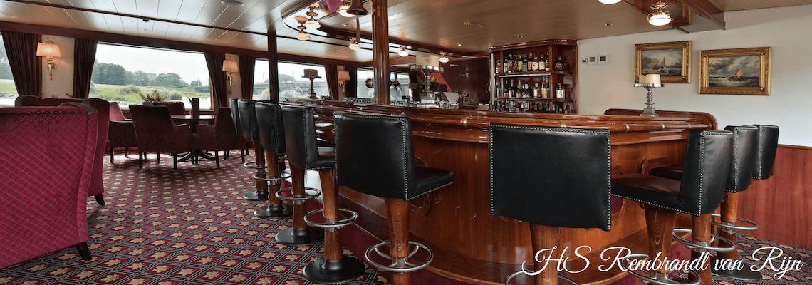 Feenstra Rijnlijn - Hotelschip Rembrandt van Rijn foto 2