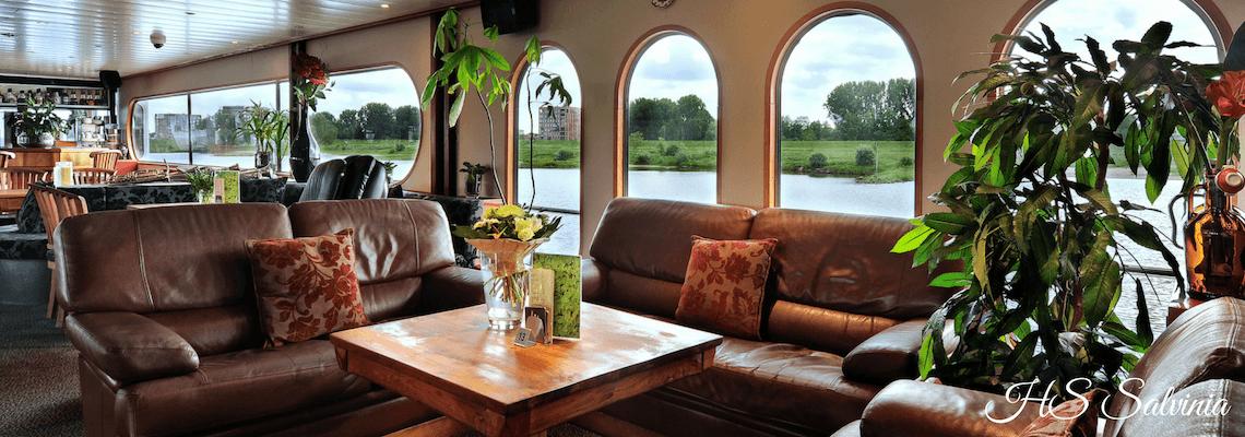 Feenstra Rijnlijn - Hotelschip Salvinia foto 1