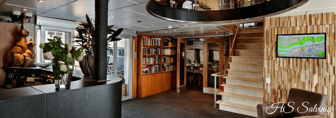 Feenstra Rijnlijn - Hotelschip Salvinia foto 2