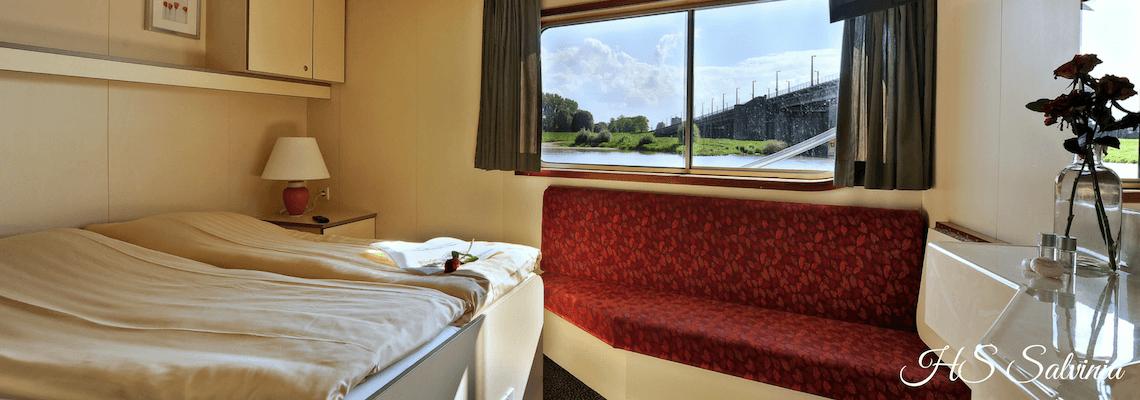 Feenstra Rijnlijn - Hotelschip Salvinia foto 4