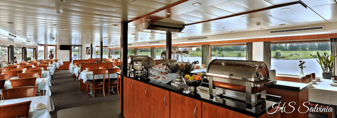 Feenstra Rijnlijn - Hotelschip Salvinia foto 3