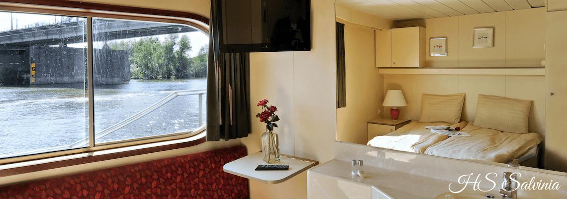 Feenstra Rijnlijn - Hotelschip Salvinia foto 5