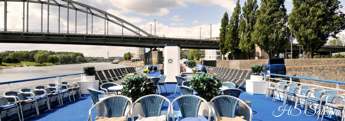 Feenstra Rijnlijn - Hotelschip Salvinia foto 6
