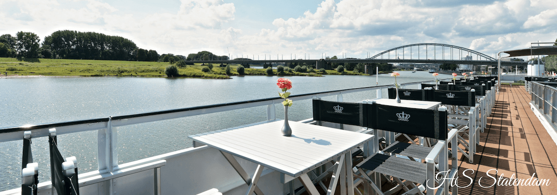 Feenstra Rijnlijn - Hotelschip Statendam foto 5